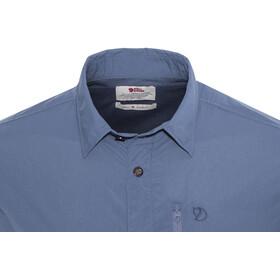 Fjällräven Abisko Hike Shirt LS Men uncle blue
